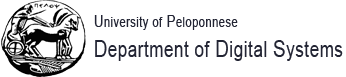 Department of Digital Systems | University of Peloponnese